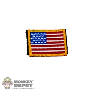 Insignia DAM US Flag Patch (Velcro)