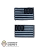 Insignia: DAM US Flag Subdued (Velcro)