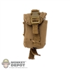 Pouch: DAM Toys FSBE 2 Frag Grenade Pouch