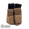 Pouch: DamToys FSBE 2 Pistol Double Mag Pouch