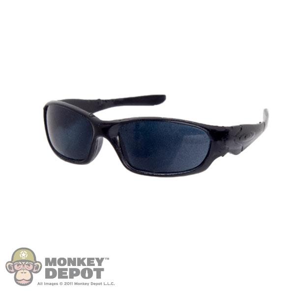 Monkey Depot - Glasses: Hot Toys Tony Stark Red Tinted Goggles