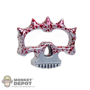 Tool: DamToys Bloody Skull Knuckle Duster