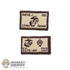 Insignia: DamToys USMC Patch Set