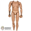 Figure: DamToys Tattoo'd Base Body w/Tattoo'd Hands & Wrist Pegs
