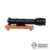 Flashlight: DamToys M600 Scout Light w/Low Profile Mount