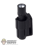 Flashlight: DamToys Flashlight w/Hard Plastic Pouch