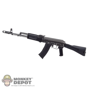 Rifle: DamToys Black AK-74M