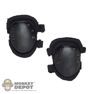Pads DAM Modern Knee Black