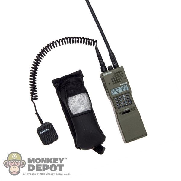 Monkey Depot - Radio: DamToys PRC-153 Radio