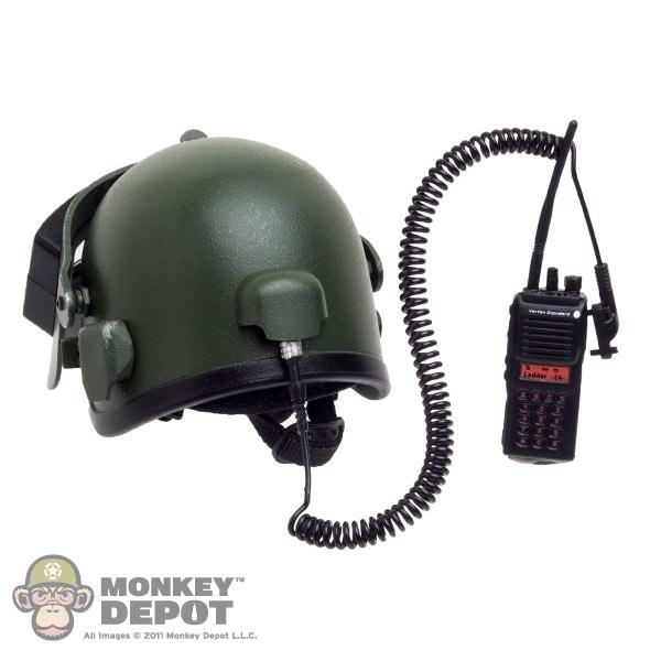 Monkey Depot - Radio: DamToys P-168-0.5ym w/Pouches