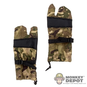 Gloves: DamToys British Army MTP Cold Weather Gloves