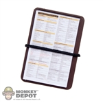 Tool: DamToys Board w/Checklist Papers
