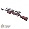 Rifle: DamToys SKS Rifle w/Sight