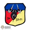Insignia: DamToys SR-71 1:1 Scale Patch