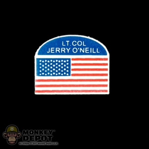 Insignia: DamToys Lt. Col Jerry O'Neill Patch