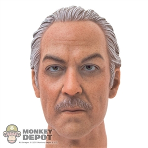 Head: DamToys Donald Sutherland
