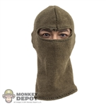 Mask: DamToys Green Balaclava