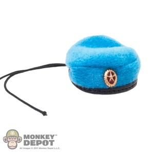 Hat: DamToys Female VDV Blue Beret
