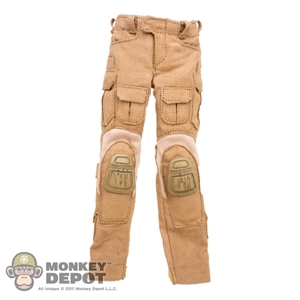 Pants: DamToys Tan Female G3 Combat Pants