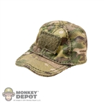 Hat: DamToys Female Camo Baseball Cap