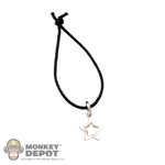 Necklace: DamToys Female Necklace w/Star Charm
