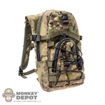 Pack: DamToys Female Camo Backpack