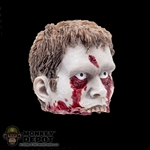 Head: DamToys Jawless Zombie Head
