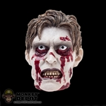 Head: DamToys Zombie Head