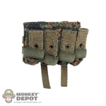 Pouch: DamToys Quad 40MM Pouch For MK13 Flashbang