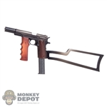 Pistol: DamToys 1911 Machine Pistol