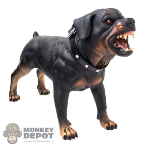Dog: DamToys Rottweiler