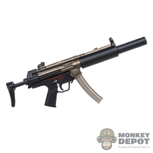Rifle: DamToys MP5SD6 SMG