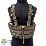 Vest: DamToys Taktik Chest Rig (Flecktarn)