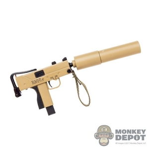 Rifle: DamToys MAC-11 w/Silencer