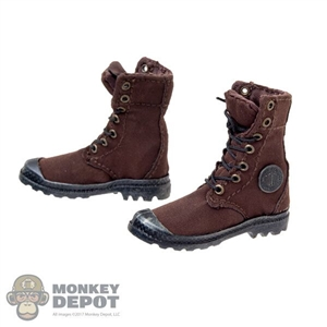 Boots: DamToys Female Outdoor Boots
