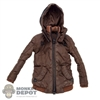 Coat: DamToys Female Brown Jacket