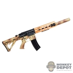 Rifle: DamToys HK416D Rifle w/SMR Rail & Silencer