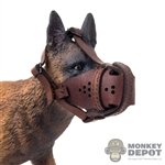 Mask: DamToys K9 Agitation Muzzle