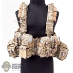 Vest: DamToys AOR1 Multipurpose Chest Rig
