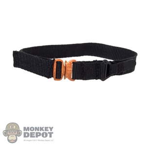 Belt: DamToys Black Cobra Belt