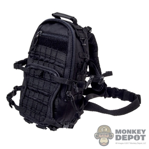 Bag: DamToys Black Backpack