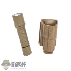 Light: DamToys G2 Flashlight w/Speed Holster