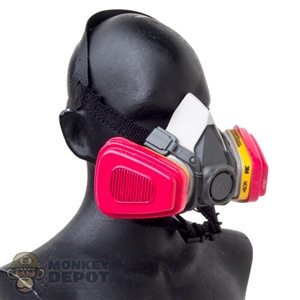 Mask: DamToys Half-Face Respirator