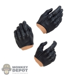 Hands: DamToys Molded Gloved Hand Set