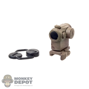 Sight: DamToys T1 Reddot w/Cover (Camo)