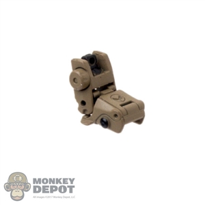 Sight: DamToys MBUS Back Up Sight Rear