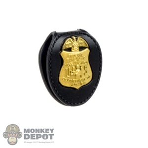 Badge: DamToys FBI Shield