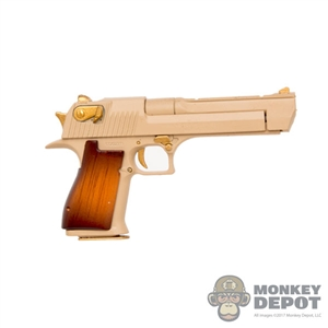Pistol: DamToys Desert Eagle