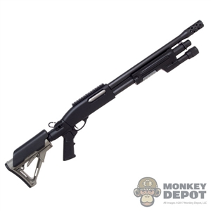 Rifle: DamToys M870 Shotgun w/Light