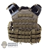 Vest: DamToys JPC (Jumpable Plate Carrier) (Ranger Green)
